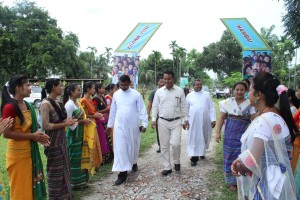 INAUGURATION OF THE PRIMARY SCHOOL 17.08